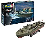 Revell Maqueta de Patrol Torpedo Boat PT-109, Kit Modello, Escala 1:72 (5147) (05147), Multicolor, 34,1 cm de Largo