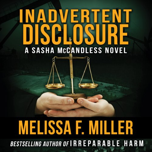 Inadvertent Disclosure audiobook cover art
