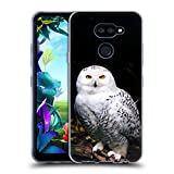 Official Patrik Lovrin Majestic Winter Snowy Owl Animal
