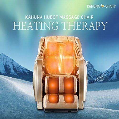 3D Kahuna Exquisite Rhythmic Massage Chair Hubot HM-078 (Champaign)