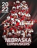 Nebraska Cornhuskers 2022 Calendar