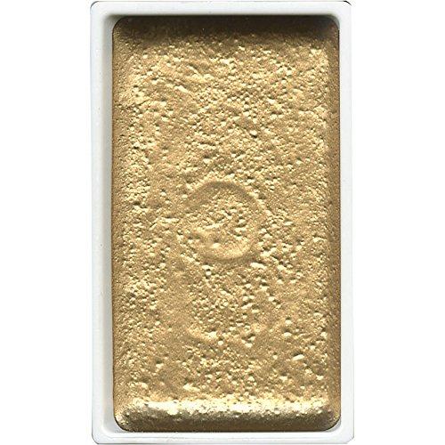 Kuretake: Gansai Tambi japonesa Acuarela: oro: gran pan