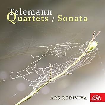 Telemann: Quartets, Sonata