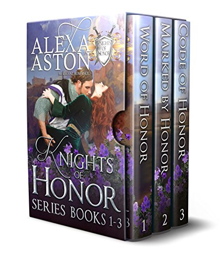 Knights of Honor Series Books 1-3: A Medieval Historical Romance Collection (English Edition)
