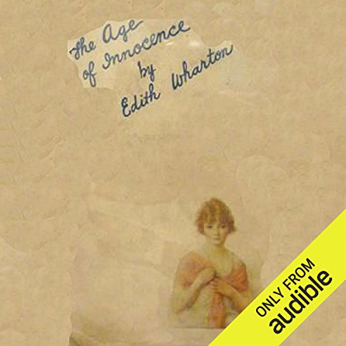 The Age Of Innocence audiobook cover art