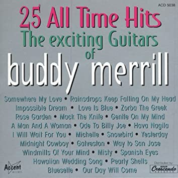 The Exciting Guitars Of Buddy Merrill