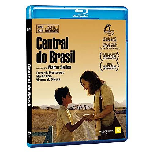 Blu-ray - Central do Brasil