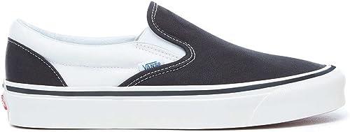 Vans Classic Slip-On 98 DX Calzado negro blancoo