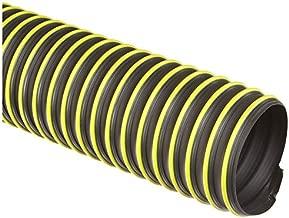 Flexaust 5 Feet of 6 Inch T7W Flexible Hose for Lawn Leaf Blower Vac Grass Catcher Bagger