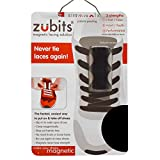 ZUBITS Magnetic Lacing Solution, No Tie Easy Long-Lasting Shoelace Magnets (2 In Pack)