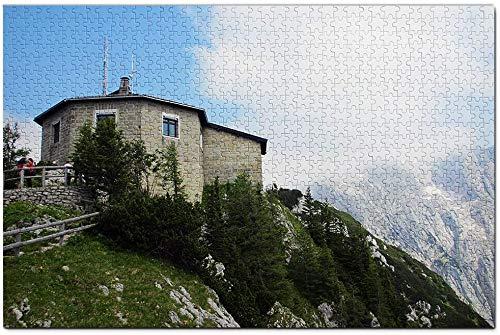 Deutschland Das Adlernest Berchtesgaden Puzzle 1000 Teile Reise Souvenir Holz