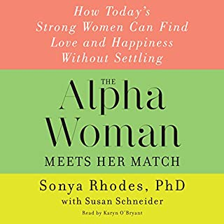 The Alpha Woman Meets Her Match audiobook cover art