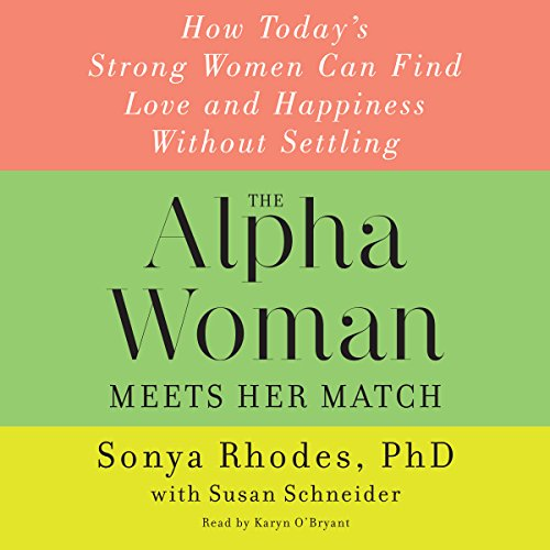 The Alpha Woman Meets Her Match cover art