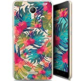 Ultra-Slim Case for Wiko Jerry 2 Tropical Design