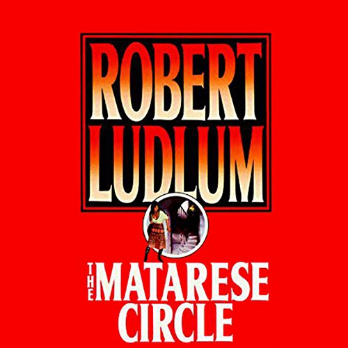 The Matarese Circle audiobook cover art