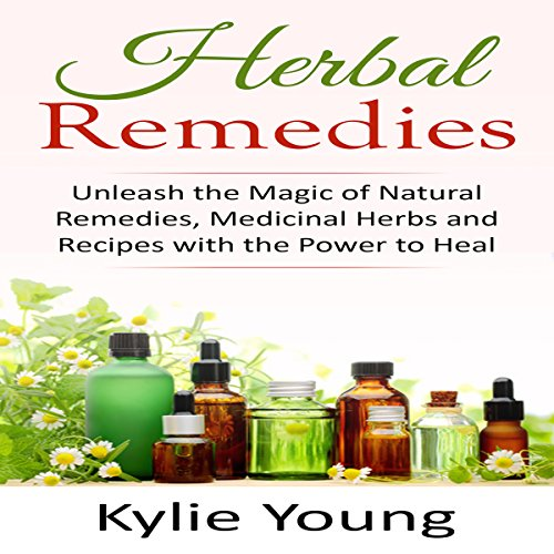 Herbal Remedies audiobook cover art