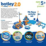 Learning Resources Botley the Coding Robot 2.0 Activity Set, Coding Robot for Kids, STEM Toy, Early Programming, Ages 5+