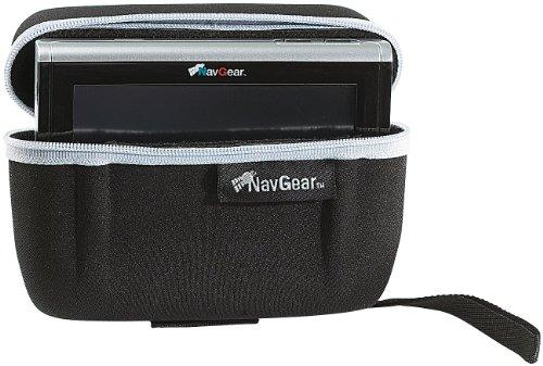 NavGear Navi Tasche: Universelle Schutztasche Shock-Protect mit Kleinteil-Fächern (Navi-Tasche mit Fächer)