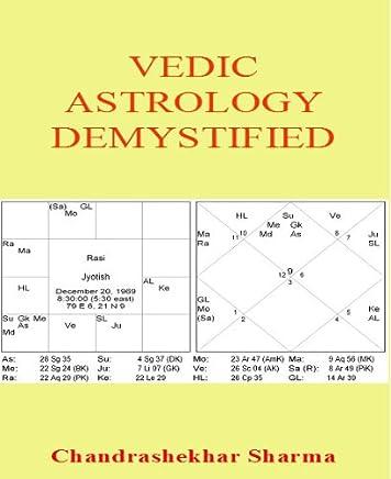 Vedic Astrology Demystified - Kindle edition by Chandrashekhar