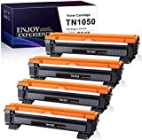 Zam-brero TN-1050 TN1050 Cartucho Tóner Compatible para Brother DCP-1612W...