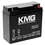 KMG 12V 18Ah Replacement Battery Compatible with Cyber Power CS75A12V3 CS50U48V