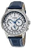 シチズン Citizen 腕時計 Calendrier Analog Display Japanese Quartz Blue Watch BU2020-02A メンズ 並行輸入品