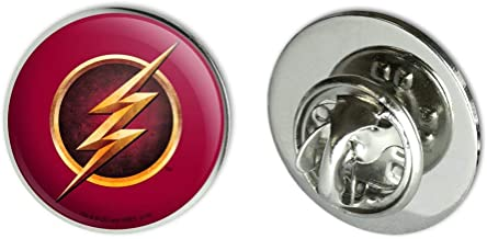 GRAPHICS & MORE The Flash TV Series Logo Metal 0.75
