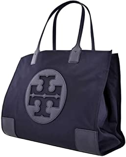 Tory Burch Women's Ella Nylon Top-Handle Bag Tote