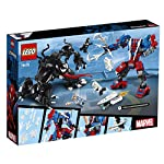 LEGO Marvel - Mech di Spiderman vs. Venom