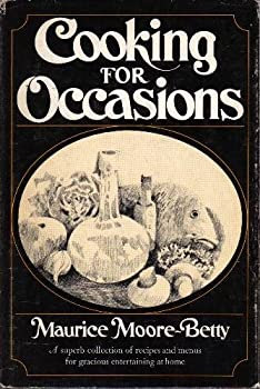 Hardcover Cooking for Occasions Book
