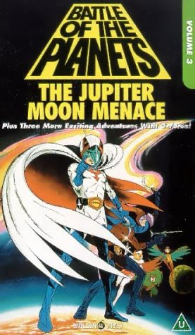Vol. 3 - The Jupiter Moon Menace