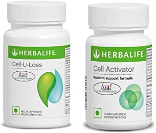 Herbalife Combo of Cell Activator & Cell U Loss