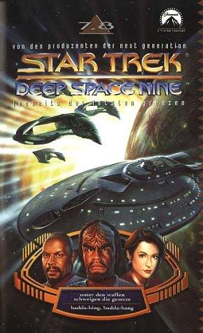 Star Trek - Deep Space Nine 7.8: Unter den Waffen schweigen die Gesetze/Badda-Bing, Badda-Bang