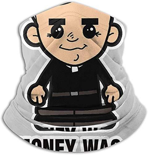 Alive Inc Lil Father Ted Das Geld ruhte nur auf meinem Konto Face Cover Bandanas für Staub, im Freien, Festivals, Sport