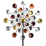 Unknown1 32 Wind Spinner Galaxy 32'x10'x80' Multi Color Metal