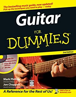 Guitar For Dummies (0764599046) | Amazon price tracker / tracking, Amazon price history charts, Amazon price watches, Amazon price drop alerts