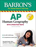 AP Human Geography: with 2 Practice Tests (Barron's Test Prep)