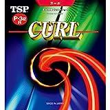 TSP カール P-3アルファR OX レッド 1個 TSP 020533 0040 ヤマト卓球