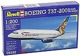 Revell - Maquette - Boeing 737-200  - Echelle 1:200