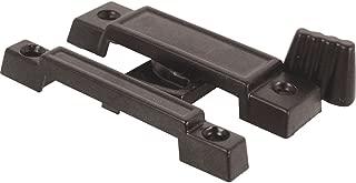 Prime-Line Products F 2532 Universal Cam Action Window Sash Lock, Black Die cast