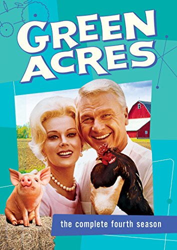 Green Acres: The Complete Fourth Season
