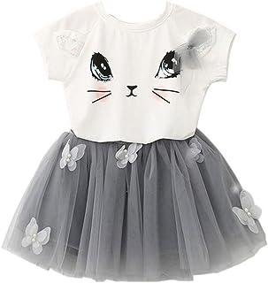 3fc7163f3503d Amazon.fr   robe de chat - 2 ans   Fille   Vêtements