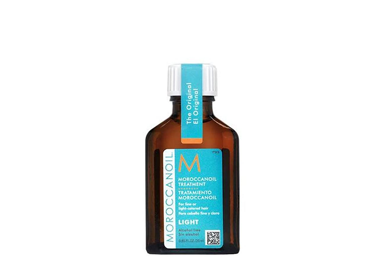 麻酔薬必要世界的にモロッカンオイル トリートメント ライト 25ml -MOROCCANOIL- 【並行輸入品】