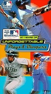 This Week in Baseball - 20 Years of Unforgettable Plays & Bloopers VHS