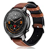 Fullmosa Smart Watch for Android iOS Phone,Fitness Tracker with Heart Rate Monitor Step