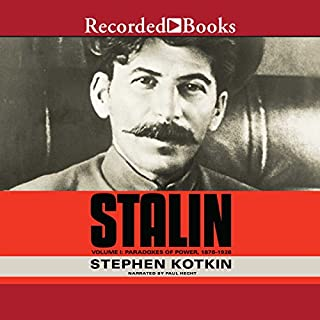 Stalin, Volume I cover art