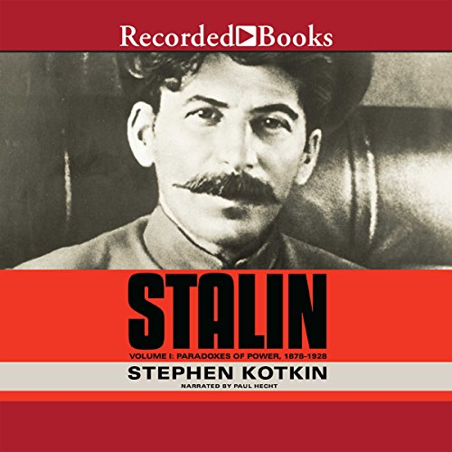Stalin, Volume I audiobook cover art