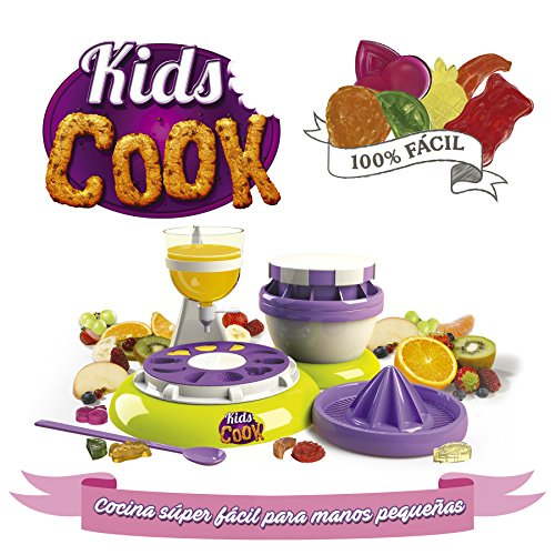Kids Cook - Fábrica de Chuches y Ositos (Goliath 82288)