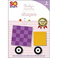 So Smart: Shapes [DVD] [Import]