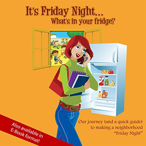 It's Friday Night...What's in Your Fridge? copertina